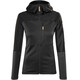 Fjällräven Abisko Trail Fleece Jacket Women Black